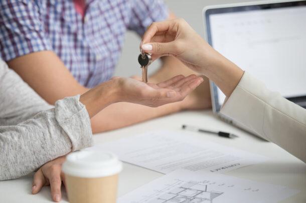 Sleuteloverdracht huis kopen